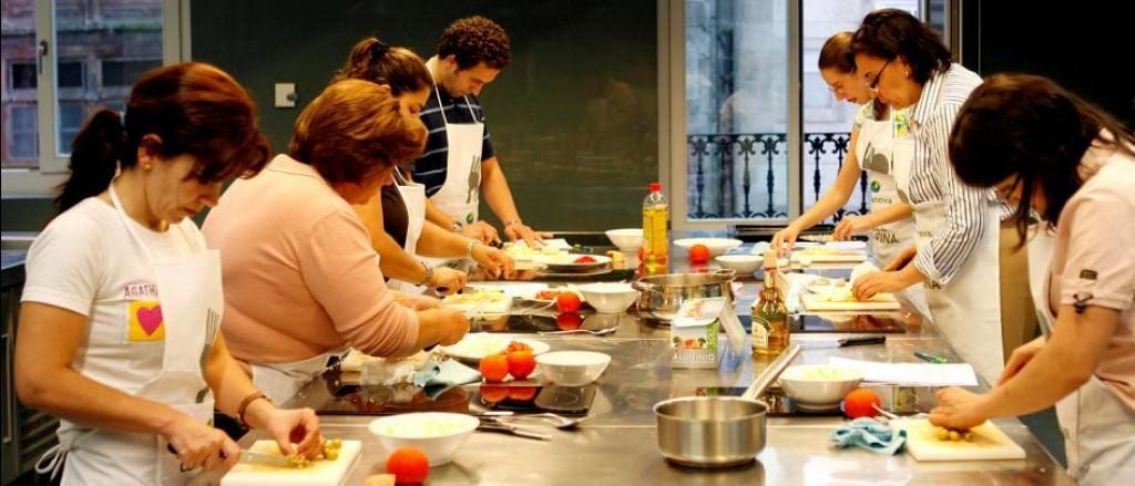Talleres de cocina del centro social novacaixagalicia for Taller de cocina teruel