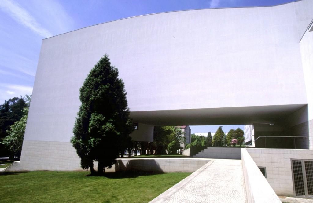Visita guiada a la arquitectura contempor nea galer a fotogr fica web oficial de turismo de - Arquitectos santiago de compostela ...