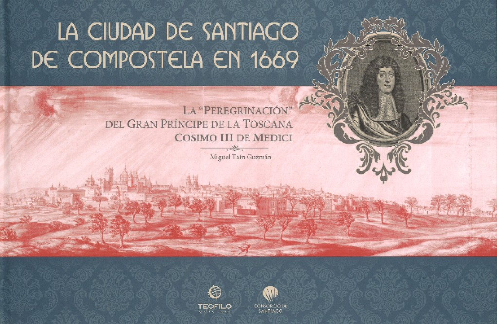 Presentaci n del libro 39 la ciudad de santiago de for Oficina de turismo de santiago de compostela