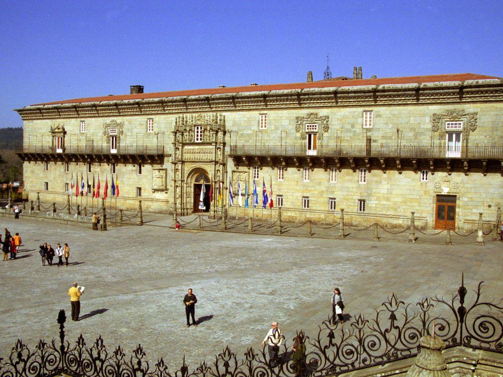 Hostal dos Reis Católicos  Monumentos  Web Oficial de Turismo de Santiago d...