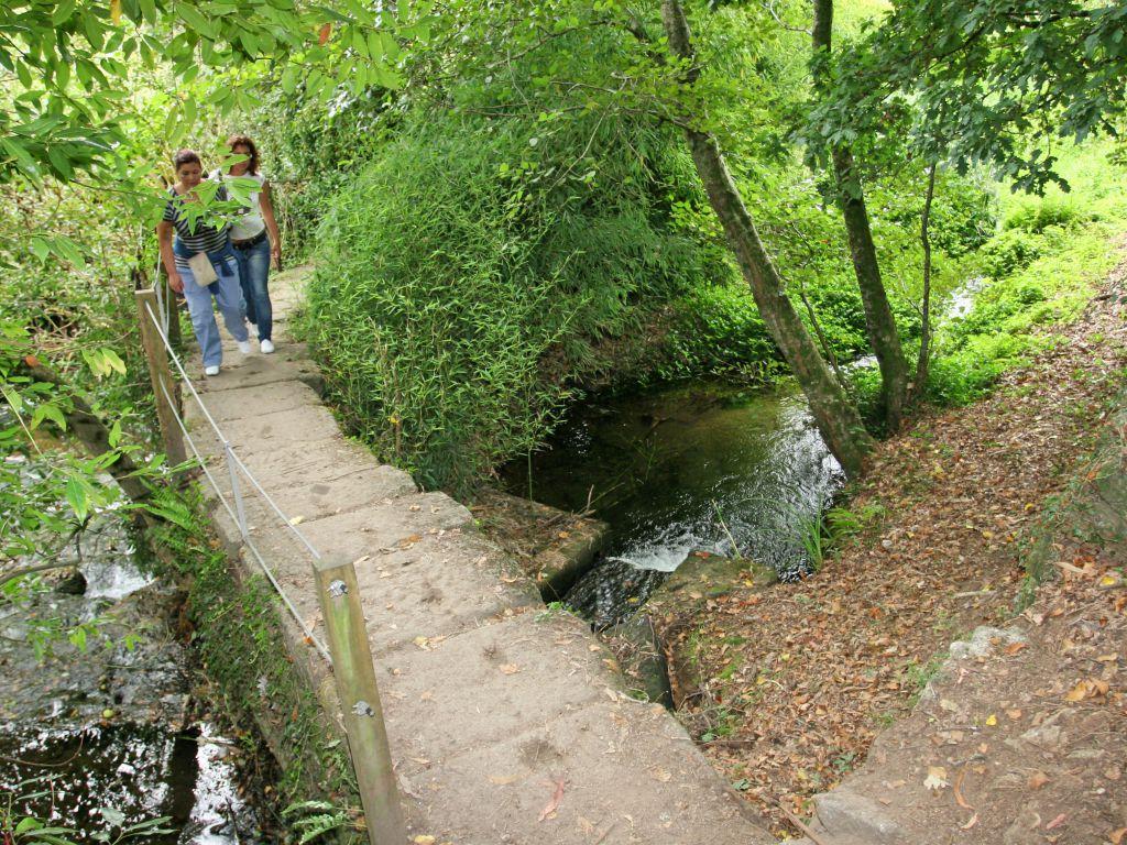ruta del rio Sarela