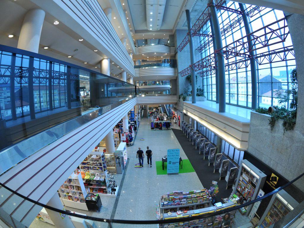 b467e2c1783 Centro Comercial Compostela (Hipercor y tiendas El Corte Inglés ...