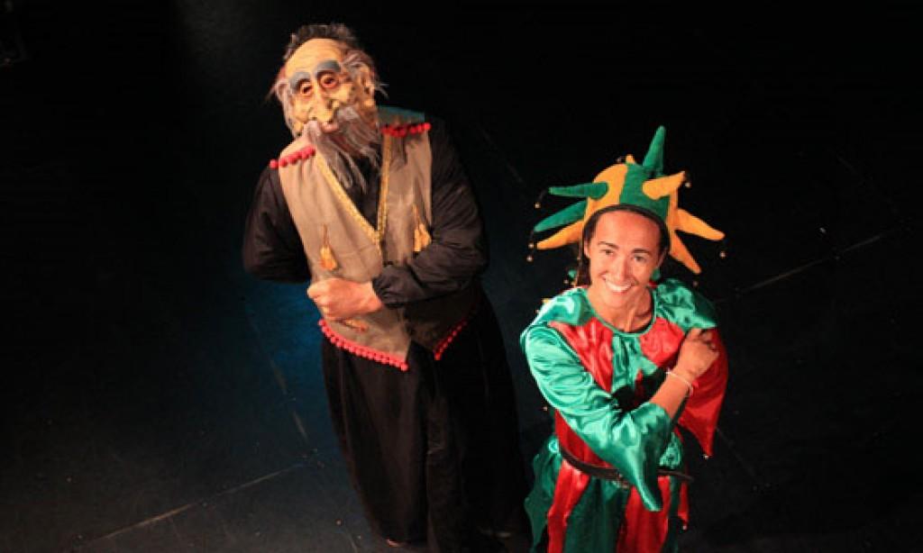 O bufón do reino Pinga Teatro