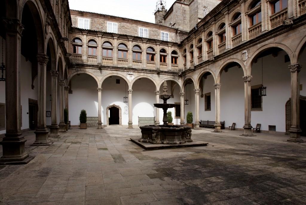 Hostal dos reis cat licos monumentos web oficial de for Cerrajeros santiago de compostela