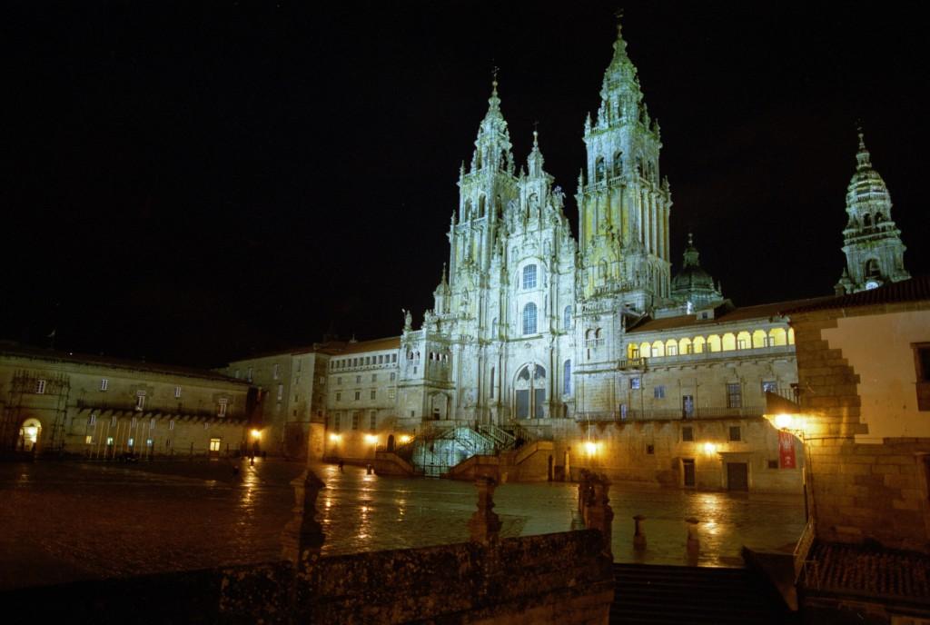 Tour nocturno galer a fotogr fica web oficial de for Oficina de turismo santiago de compostela
