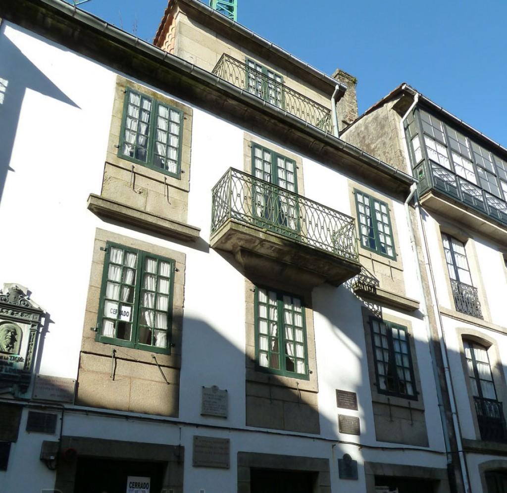 Casa de la troya museos web oficial de turismo de santiago de compostela y sus alrededores - La casa del libro santiago de compostela ...