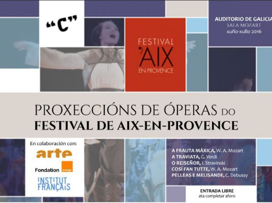 Cycle of operas of the Festival Aix-en-Provence: 'The Nightingale'