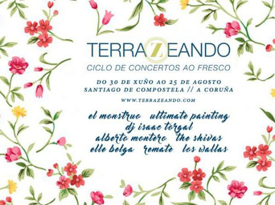 Open air concerts cycles: 'TerraZeando'. Concert by Los Wallas