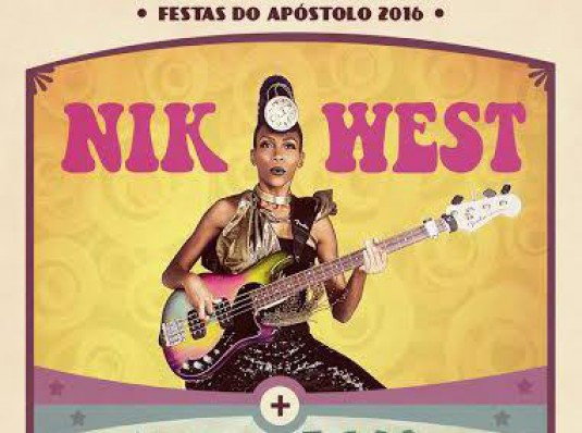 Concert by Nik West + Mambo Jambo