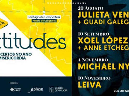 'Latitudes': Concert by Michael Nyman