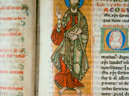 Exhibition: 'Á Luz do Calixtino. O Códice de Santiago'