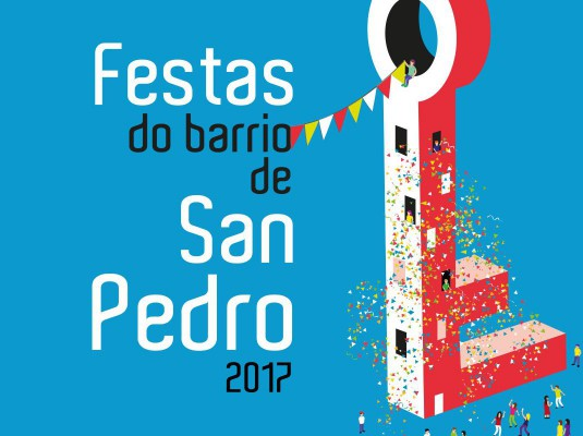 Festas do Barrio de San Pedro 2017