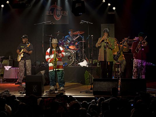 The Skatalites + Bush Doctors
