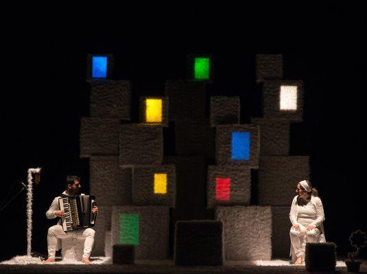 'Pum Pum!', Baobab Teatro
