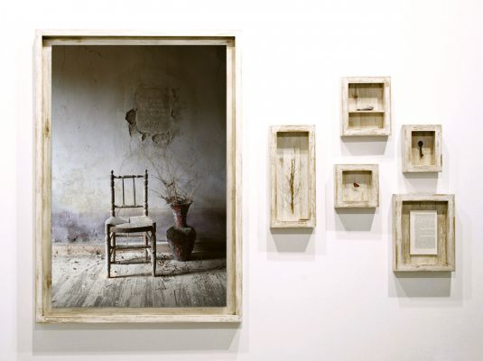 Galicia universal. A arte galega nas coleccións de ABANCA e Afundación
