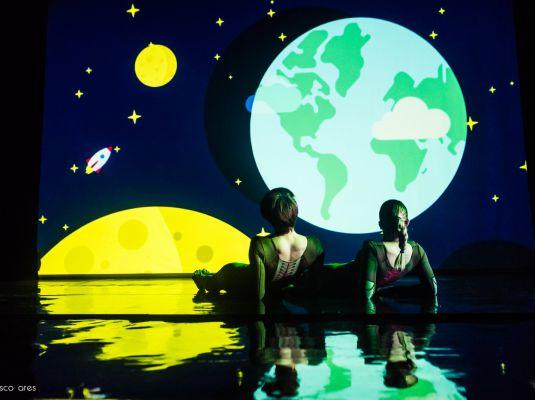 'Gaia', Entremans