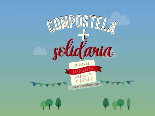 Compostela + Solidaria 2018