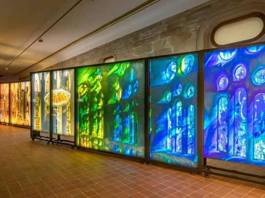 Gaudí y la Sagrada Familia. Una experiencia interior