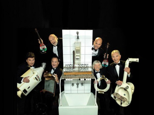 Les Luthiers: 'Viejos Hazmerreíres'