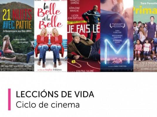 Ciclo de cine «Lecciones de vida»