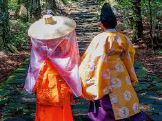 Exposición Kumano Kodo:  una peregrinación a través del tiempo