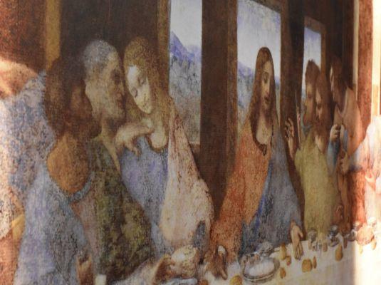 'Leonardo da Vinci: La exposición'