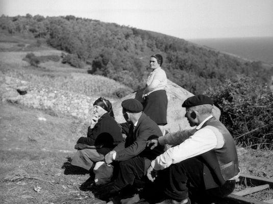 Exhibition Magic Galicia: Pilgrimages and Sanctuaries. Gustav Henningsen, ethnographic photographs (1965-1968)