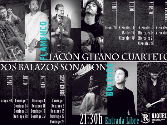 Flamenco concerts
