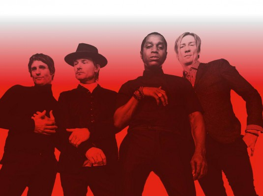 Vintage Trouble in Sala Capitol