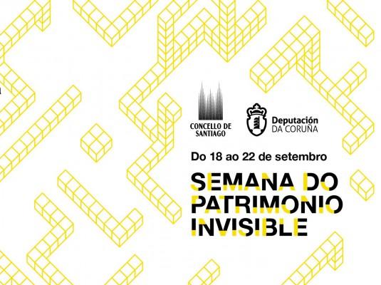 'Semana do patrimonio invisible'