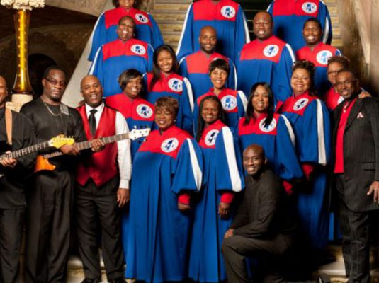Grandes del Gospel - Mississippi Mass Choir