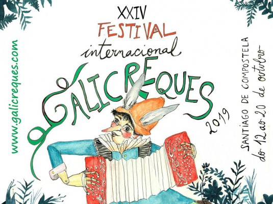 XXIV  'Galicreques' Puppet Festival