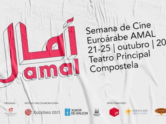 Semana de Cine Euroárabe AMAL 2019