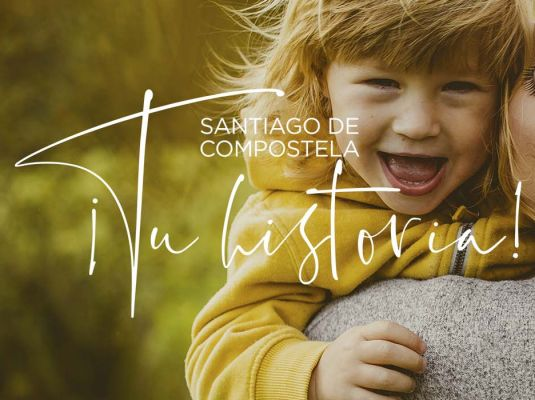 Santiago de Compostela, your story