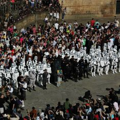 Desfile de Star Wars