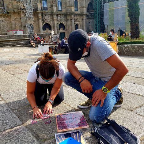 Escape Urbano para familias: El Misterio de Compostela