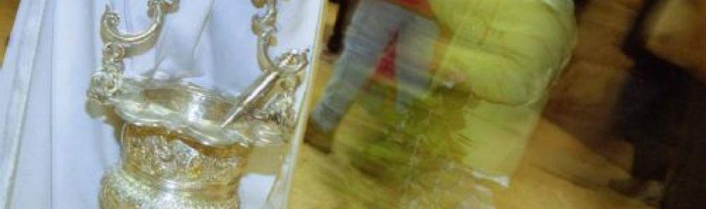 Semana Santa 2012: Bendición de Palmas y Ramos