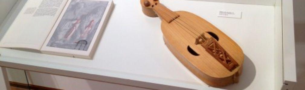 'Los instrumentos del Pórtico de la Gloria'