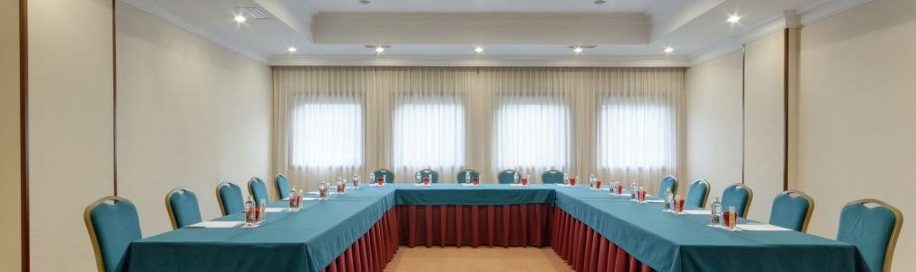 Hotel Tryp Santiago - Meeting room