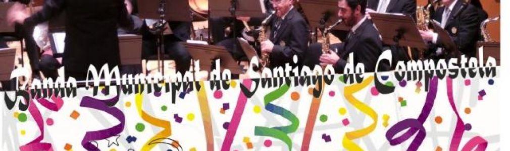 Concierto de Carnaval de la Banda Municipal de Santiago