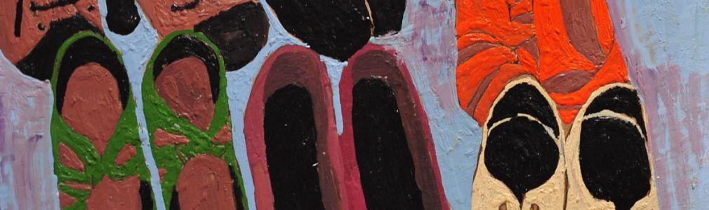 Joana Salvador: 'Os mundos inacabados'