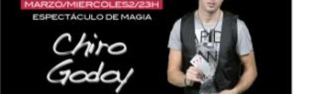 Magia con Chiro Godoy