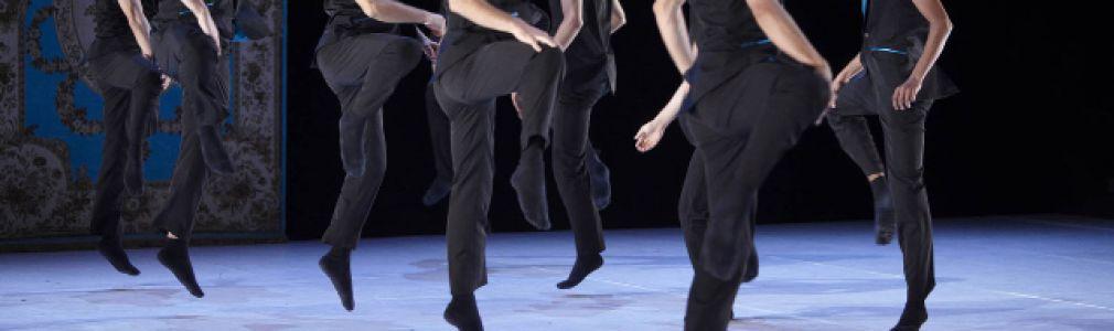 Ballet Contemporáneo de Argel: 'Nya. Díptico para 9 bailarines'