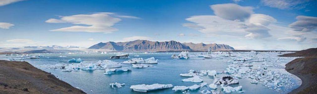 Antón Varela: 'Tierra de hielo'