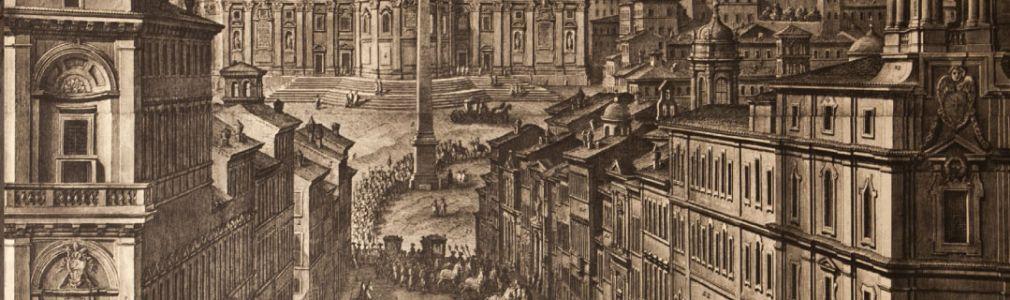 'Roma Settecento. Centro de peregrinación e cultura'