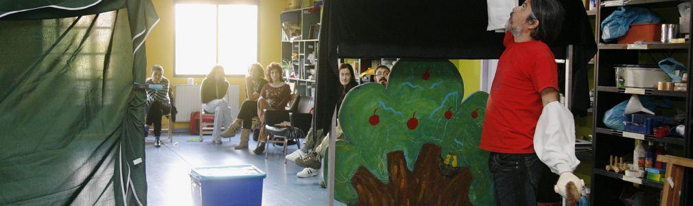 Galicreques 2011: Curso 'Manipulación de marionetas de guante'