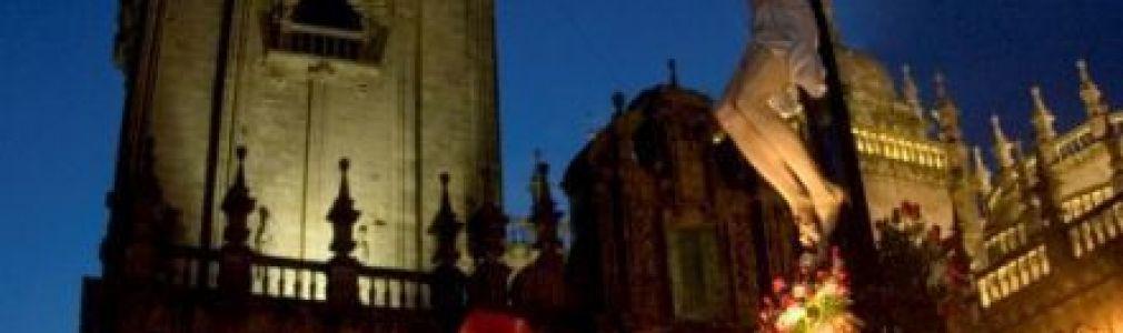 Semana Santa 2012: Ejercicio del Vía Crucis