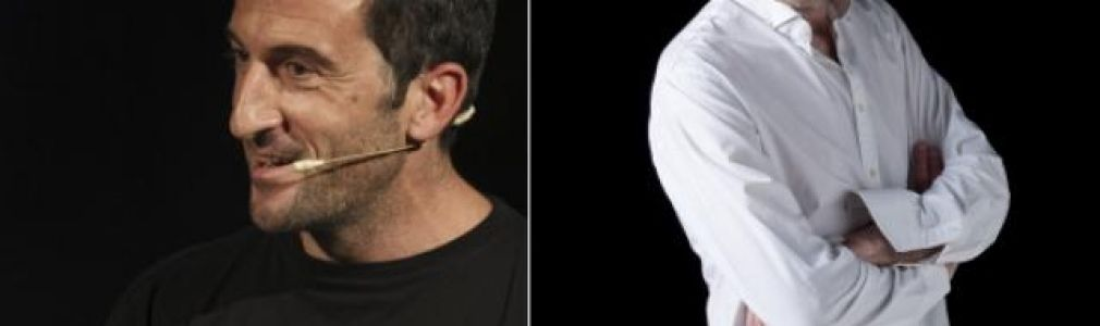 Ciclo 'Falabaratos': Manuel Manquiña + Luis Zahera
