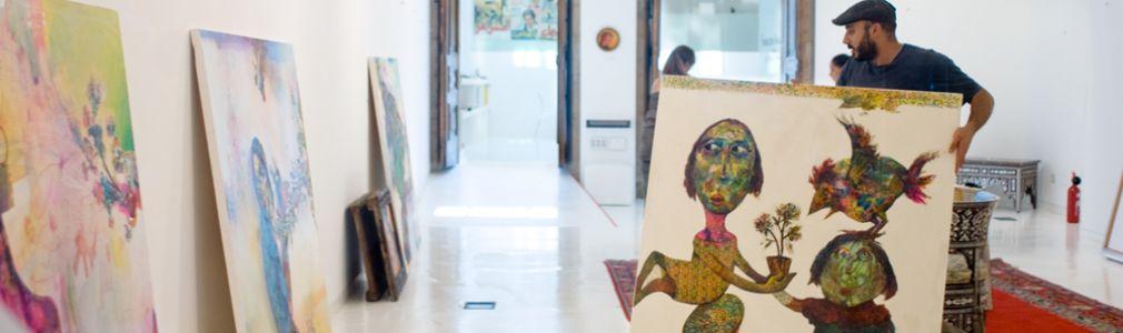 Ali Ali: 'Espacios de mi infancia'