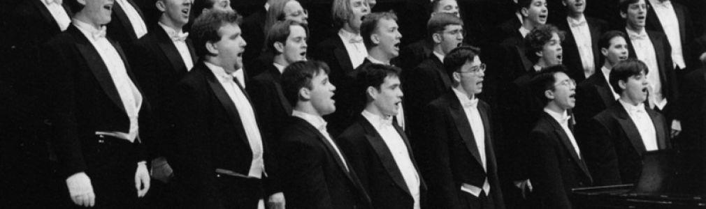 Concierto del coro Notre Dame Glee Club